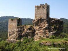 Castillo de Sibirana