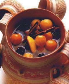 Ponche Navideño - Bebidas Bolivianas - Platos Latinos