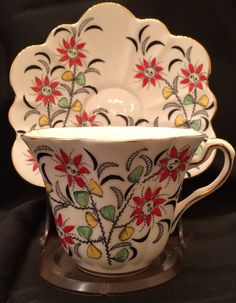 Hey, I found this really awesome Etsy listing at https://www.etsy.com/listing/229164403/vintage-rosina-bone-china-tea-cup-and