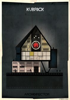 Gallery - ARCHIDIRECTOR: A Fantastical City Inspired by Famous Directors by Federico Babina - 11