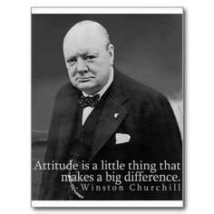 """Winston Churchill said it the best, """"If you are going through hell keep on going.""""~Positive quote of the day for those with Adult Attention Deficit Disorder Syndrome. One of the greatest challenges that Winston Churchill had to face in his life. Winston Churchill, Churchill Quotes, Citations Churchill, Karl Marx, Great Quotes, Inspirational Quotes, Prix Nobel, Battle Of Britain, Leadership"""