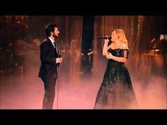 Josh Groban Kelly Clarkson All i ask phantom of the opera - YouTube