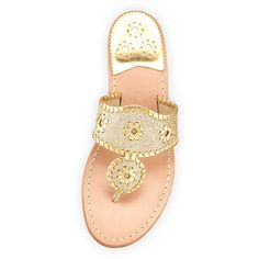 Jack Rogers Sparkle Thong Sandal ($145) ❤ liked on Polyvore featuring shoes, sandals, glitter sandals, leather sandals, sparkly shoes, low heel sandals and low heel thong sandals