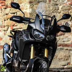 Silencieux d'échappement Termignoni pour Honda Africa Twin