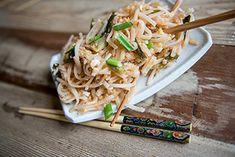 Chicken pad thai -- a great snack or family meal that is good for those with CKD or those on dialysis.  http://www.kidney.org/patients/kidneykitchen/content/Pad_Thai.cfm
