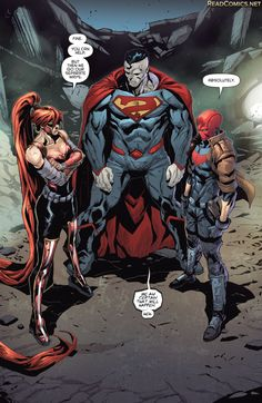 Red Hood and the Outlaws (2016) 6 Page 14