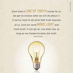 """Image from the NEW book """"On the Path Home,"""" by Henry B Eyring"""