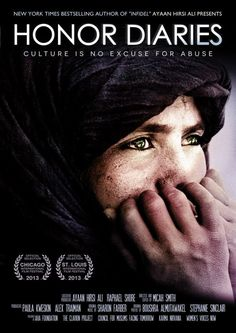 Politichicks.com Movie Review: Honor Diaries and the Controversy Surrounding Ayaan Hirsi Ali - Politichicks.com