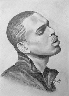 Afbeeldingsresultaat voor chris brown drawing step by step Chris Brown Drawing, Chris Brown Art, Chris Brown Style, Pop Art Drawing, Drawing Artist, Art Drawings, Drawing Ideas, Dope Cartoons, Dope Cartoon Art