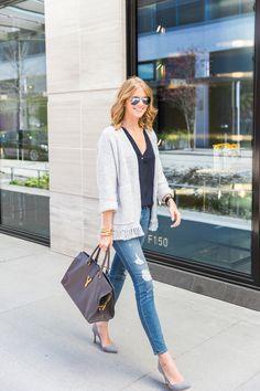 Memento Sweater | Styled Thrice - A PIECE of TOAST // Lifestyle + Fashion Blog // Texas + San Fran