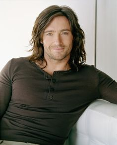 Hugh Jackman...because he can sing, he can act and he's got an incredible personality.