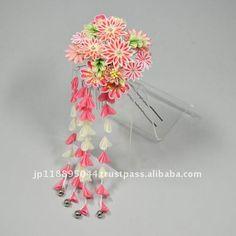 accesorios para el cabello hechas en japón horquilla de lujo rica naturaleza\u2026