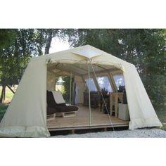 Mess Tent III  sc 1 st  Pinterest & Canvas Wall Tents | Tiny house blog Canvas wall tent and Wall tent