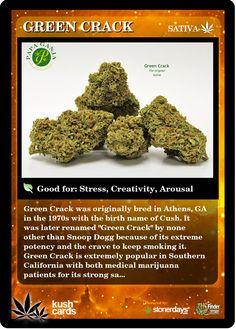 Green Crack | Repined By 5280mosli.com | Organic Cannabis College | Top Shelf Marijuana | High Quality Shatter