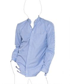 SHIRT COTTON STRIPES RED CLASSIC 65,00 €