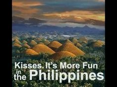 The Chocolate Hills of Bohol, Philippines Photo Source: I love Philippines Regions Of The Philippines, Philippines Tourism, Bohol Philippines, Visit Philippines, Beach Vacation Spots, Beautiful Vacation Spots, Beautiful Places, Beautiful Beach, Beach Vacations
