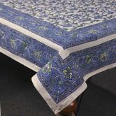 Tablecloths & Napkins   Fair Trade Kitchenware Tablecloth - Blue Green Floral Block Print $42.95  To place an order for this beautiful kitchen item, click on the link below www.oxfamshop.org.au #oxfam #oxfamshop #fairtrade #shopping #kitchen #kitchenware