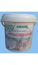 Dernière journée de promo pour  Le Distri ArgilFresh, notre argile prête à l'emploi pour la récupération des tendons de votre cheval.  Bonne journée sur www.distrihorse33.com