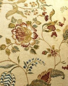 How to Decorate with Scalamandre 2013 Fabrics and Aubusson Rugs