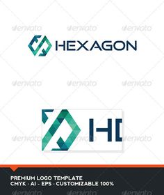 Hexagon Logo Template #GraphicRiver Hexagon: a multipurpose logo, can be used in technology companies in software development companies and applications, construction companies, architectural studies, among other uses. Its design is simple and is easy to configure. This ready to print. Customizable 100% CMYK AI – EPS Font used Good Times Created: 15September12 GraphicsFilesIncluded: VectorEPS #AIIllustrator Layered: Yes MinimumAdobeCSVersion: CS Resolution: Resizable Tags: abstract…
