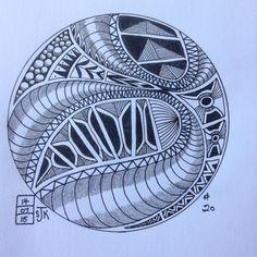 Mandala - lines, circles, patterns, design