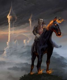 Fire Horse (Curse of Strahd)