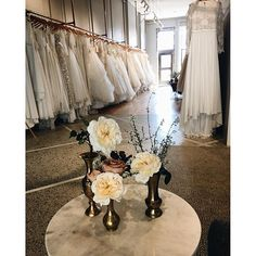 MPLS SAMPLE SALE: call to book for our first sample sale, happening next tuesday, may 10th! we will have gowns from a range of designers priced to go home with you! call to book: 612-238-1300 :bouquet:: @whimsydesigns