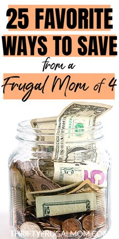 Check out these favorite way to save money to trim your budget and meet your personal finance goals! So many ideas that are super easy to do. No Spend Challenge, Savings Challenge, Money Saving Challenge, Save Money On Groceries, Ways To Save Money, How To Make Money, Best Money Saving Tips, Saving Money, Household Expenses