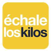 """Logo de campaña  """"Échale los Kilos"""""""