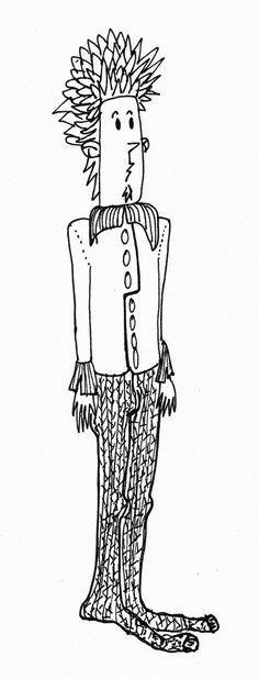 Fashionboy Andy - by Madame Fourmilion