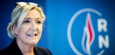 Véritable amoureuse des chats, Marine Le Pen aime les exposer sur les réseaux sociaux. Dans les colonnes de L'Express, on apprend en effet que la... Marine Le Pen, Son Chat, Cat Love, Kitty Cats, Social Media