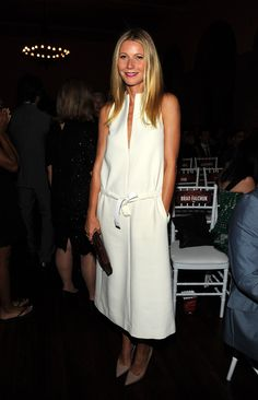 Gwyneth Paltrow Extends the Life of the LWD Into Fall