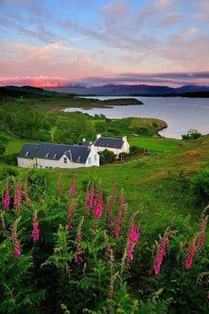 Sunset, Isle of Mull, Scotland