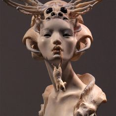 """""""Goblin Spider"""" by Forest Rogers (full frontal)"""