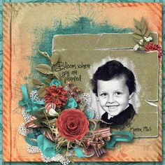 Layout using {A Perfect Moment} Digital Scrapbook Kit by Eudora Designs available at PBP https://www.pickleberrypop.com/shop/manufacturers.php?manufacturerid=173