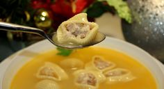 Catalan galets soup