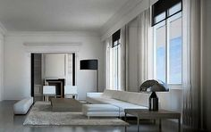 Pure and elegant, the Manor Home by Ylab architect in Spain _