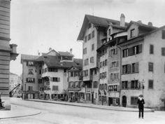 Historisches Foto in Schwarzweiss