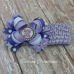 Hey, I found this really awesome Etsy listing at https://www.etsy.com/listing/218957173/purple-twin-sister-bow-headband-clip