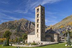 Tahull, parte de la ruta de los pueblos románicos del Valle de Bohí