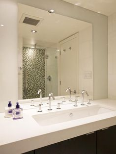 Contemporary | Bathrooms | Kristi Nelson : Designer Portfolio : HGTV - Home & Garden Television
