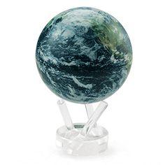ThinkGeek :: Earth Spinning Globe