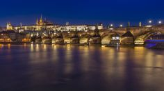 Prague - Charles Bridge by Calogero  on 500px