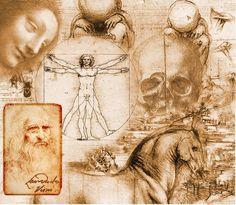 Facts About Leonardo Da Vinci Facts Pinterest