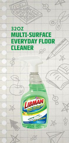 Multi-Surface Everyday Floor Cleaner