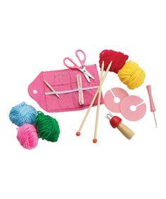 Imagine I Can Knitting Beginnings Kit by Imagine
