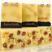 Intentions Pure Natural Soap Bar, Bath Bar, Gifts and Organic Skin Care Products