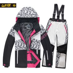 Skiing Jackets Dependable Whs Hot Sale New Boys Snow Suits Kid Ski Jacket Teenage Windproof Coat Boy Skiing Jacket In Winter 4 To 16 Year Jacket