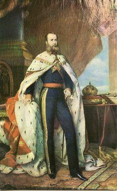 Emperador Maximiliano Castillo De Chapultepec, Mexico, D. F..