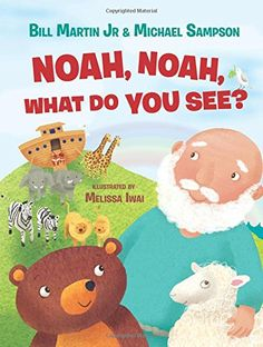"Noah, Noah, What Do You See?  was an instant favorite in our house. And I mean FAVORITE - a day is not complete if we don't read ""Noah, N..."